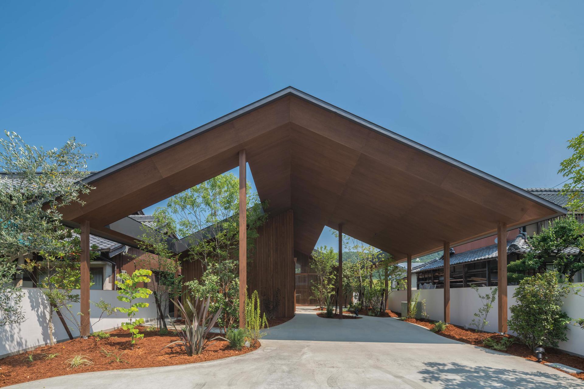 屋根のある建築作品コンテスト  ...